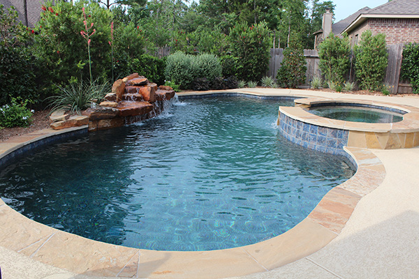 Inground Pool Builder Houston