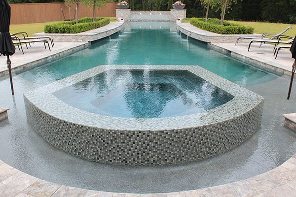 Luxury Swimming Pool Builder Houston