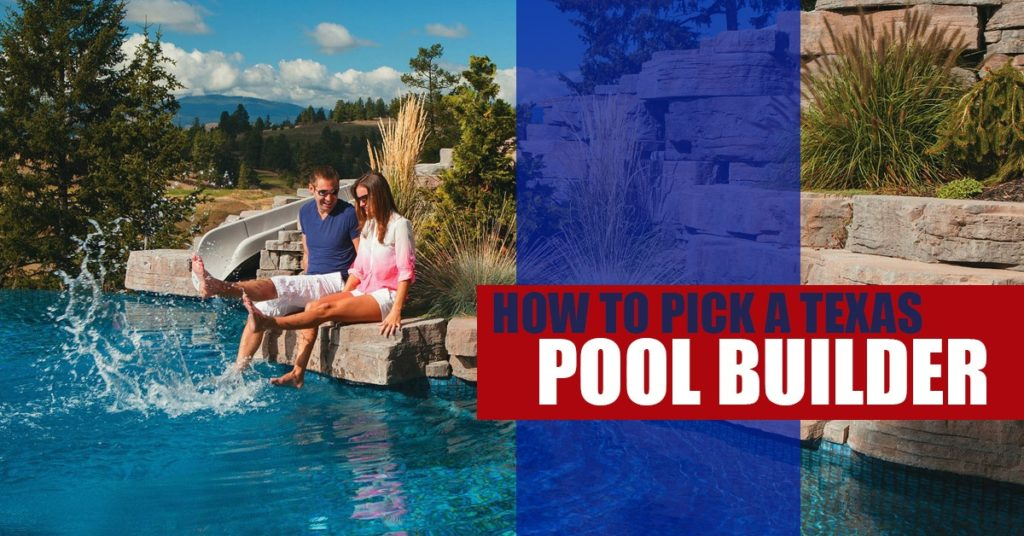 How to pick a swimming pool builder in houston tx texas - Swimming pool builders houston tx ...