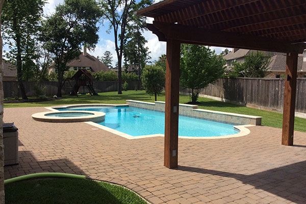 Custom Pool Builders Houston Texas Pool Champions